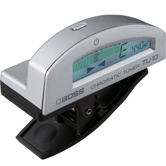 Boss TU-10-SV Clip-on Tuner