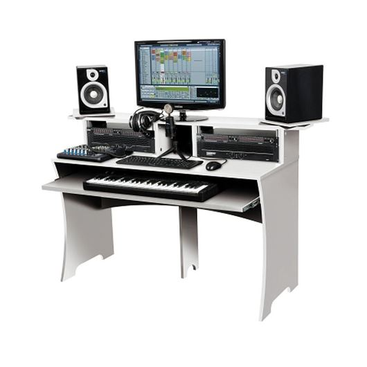 Glorious Workbench white Producer Tisch