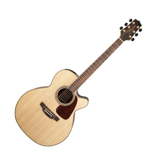 TAKAMINE GN93CE-NAT NEX C/A , Nat Gloss, Solid Spruce Top,RW Sides,3 Peice RW/Quilt Maple Bk,TK-40D