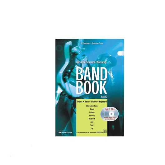 PPV Band Book Band 2 inkl. 2 CDs