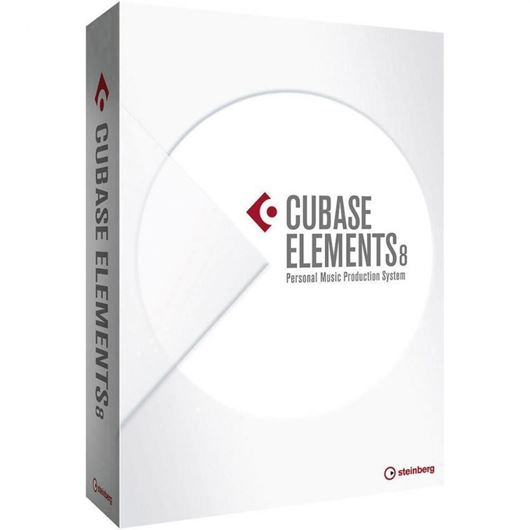 Steinberg Cubase Elements 9 Retail