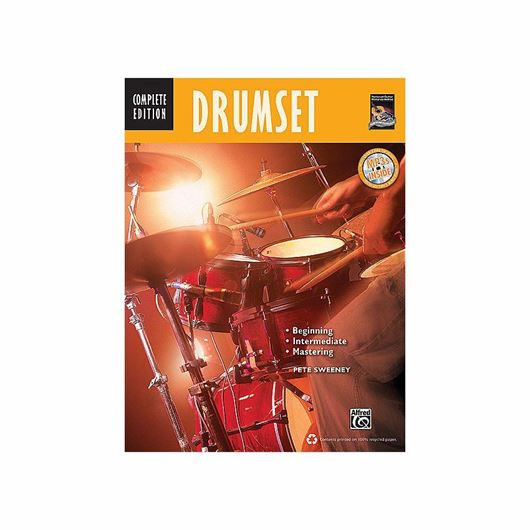 ALF Drumset Method Complete
