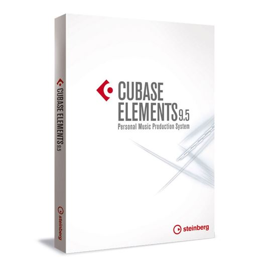 Steinberg Cubase Elements 9.5 Retail