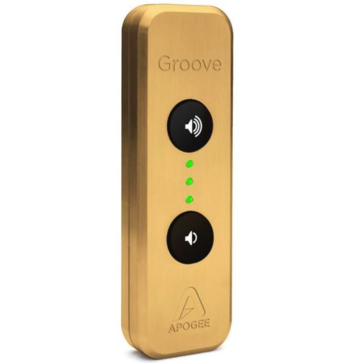 Apogee Groove 30th Anniversary Gold Edition