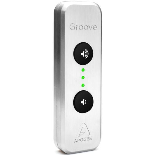 Apogee Groove 30th Anniversary Silver Edition