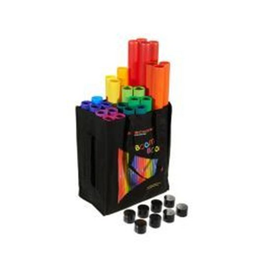 Boomwhackers BW-Set01 Move&Groove Set