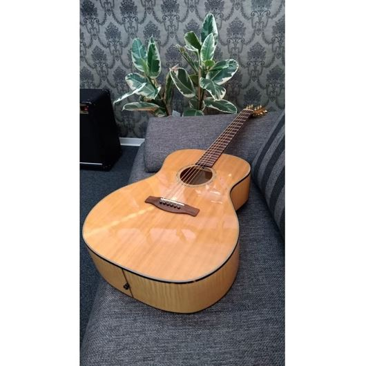 Fender GA-45S Westerngitarre EHW Flame Maple