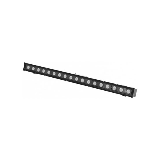 Eurolite LED IP T2000 TCL Leiste Wetterfeste Leiste (IP44) mit 18 x 3-W-3in1-LED (RGB), 100 cm