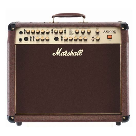 "MARSHALL AS100D A-Gitarrencombo, 2x50 Watt, 4-Kanal, 2x8"", Acoustic Soloist"