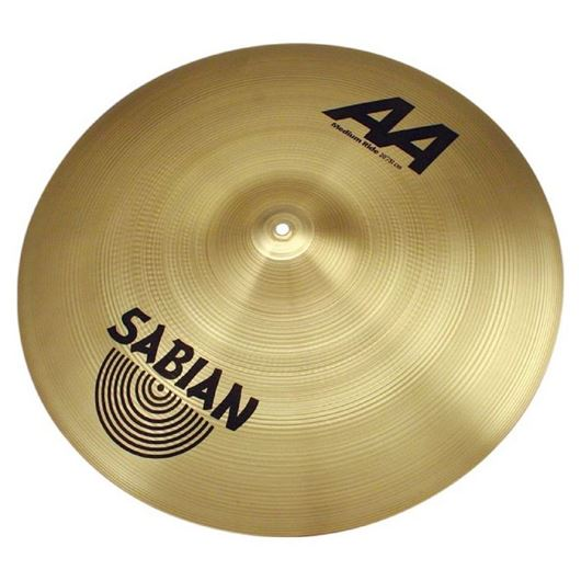 SABIAN 20 AA Medium Ride Brilliant