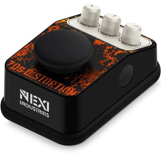 NEXI Industries Single Pedals 70's Distortion