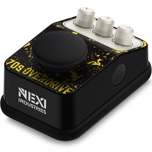 NEXI Industries Single Pedals 70's Overdrive